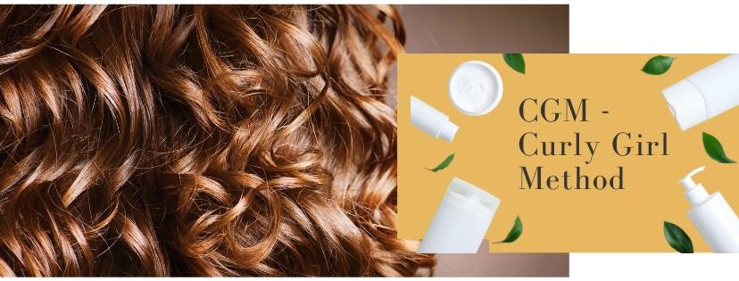 Curly Girl Method – CGM